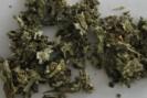 Tisana di foglie di lampone